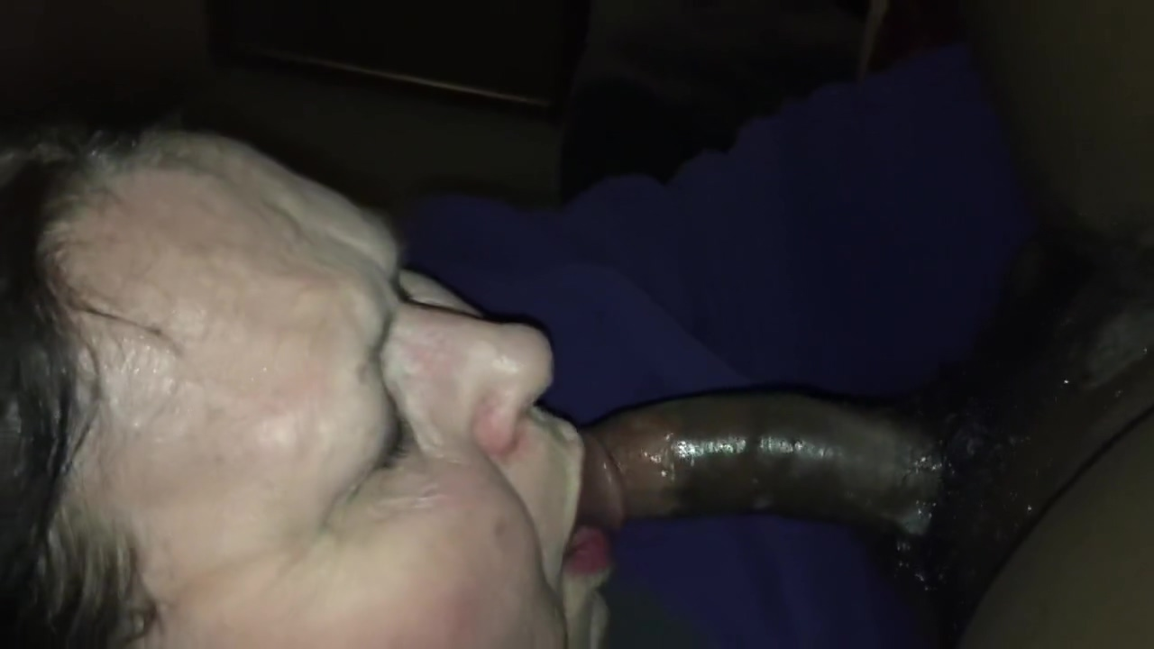 old bbw sucks and swallows black cock sloppy Thunder kat sexy bbw