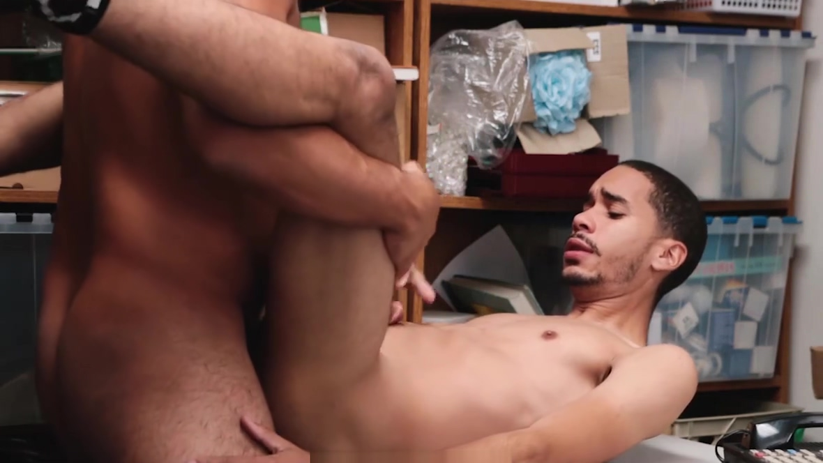 GayShoplifter - Dominant security guard banged a straight thief asian body rubs nude video free