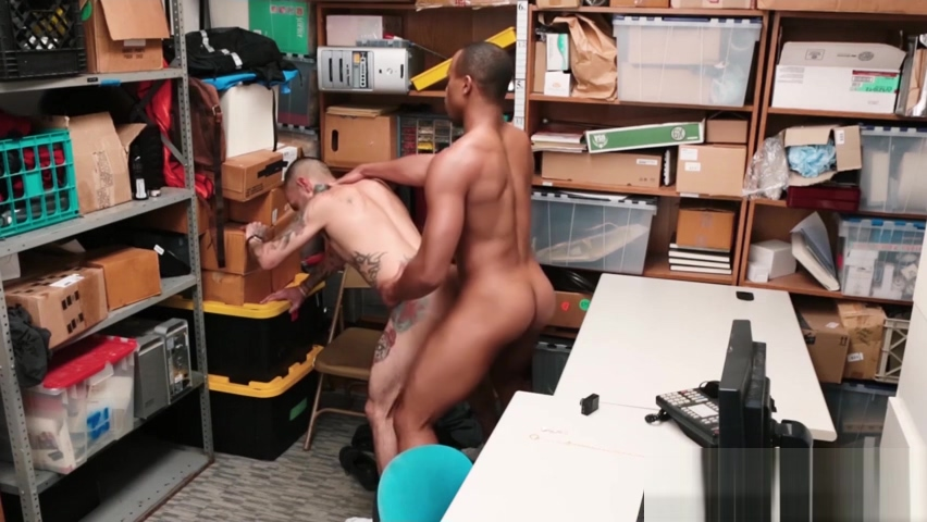 Perp shakes his hips while getting pounded by officer Busty ginger porn