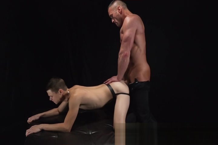 BoyForSale - Little boy slave fucked bareback by masters huge daddy dick free gay porn from iphone