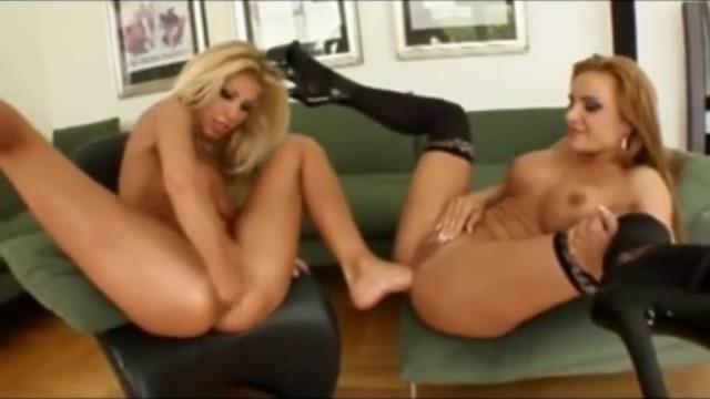 Amazing adult scene Lesbian crazy uncut