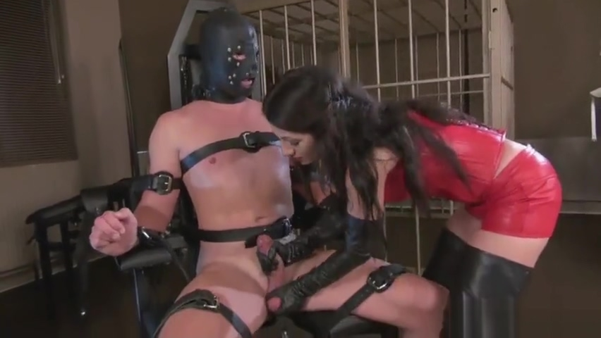 Leather slave femdom gambar gay sex remaja