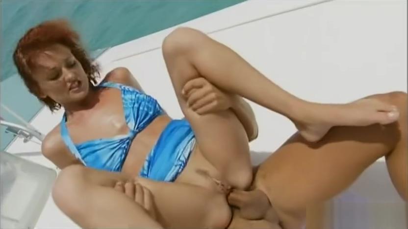 British slut Donna Marie gets fucked at sea fat wet pussy pics