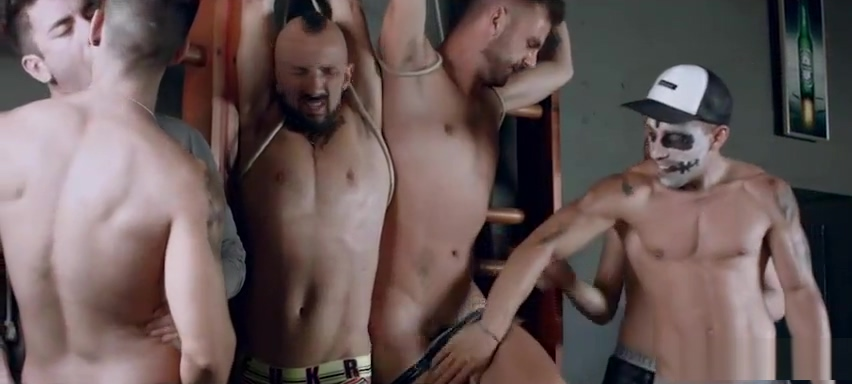 THE PURGE/ A GAY PORN PARODY (CHAPTER 3) Jami gertz bikini