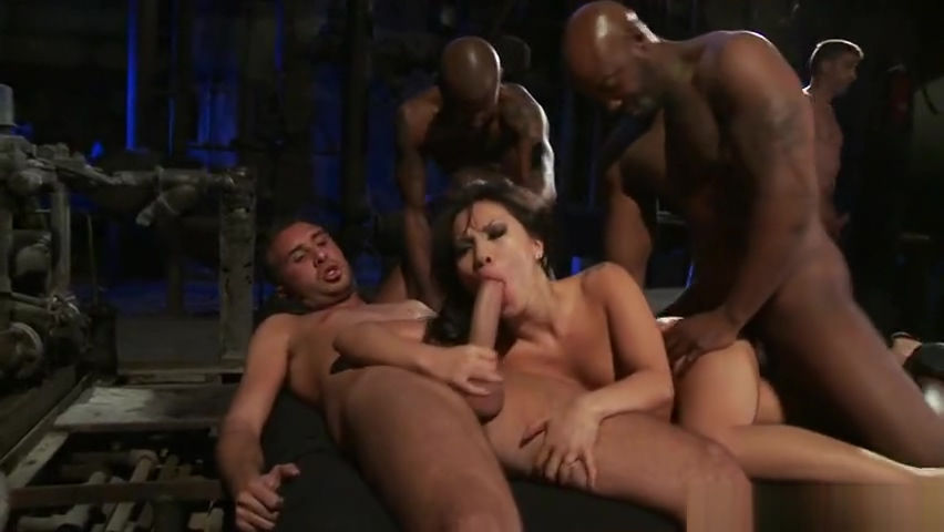 Asian porn video featuring Charles Dera, Toni Ribas and Nat Turnher Beautiful italian porn