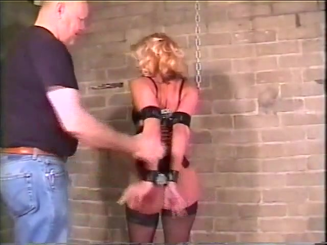 Blond bound 2 Biggest Dildo Ever In Ass