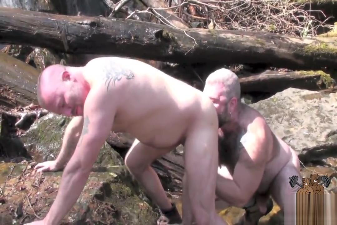 daddy bear fucks cub in forest Lesbian amish girls nude