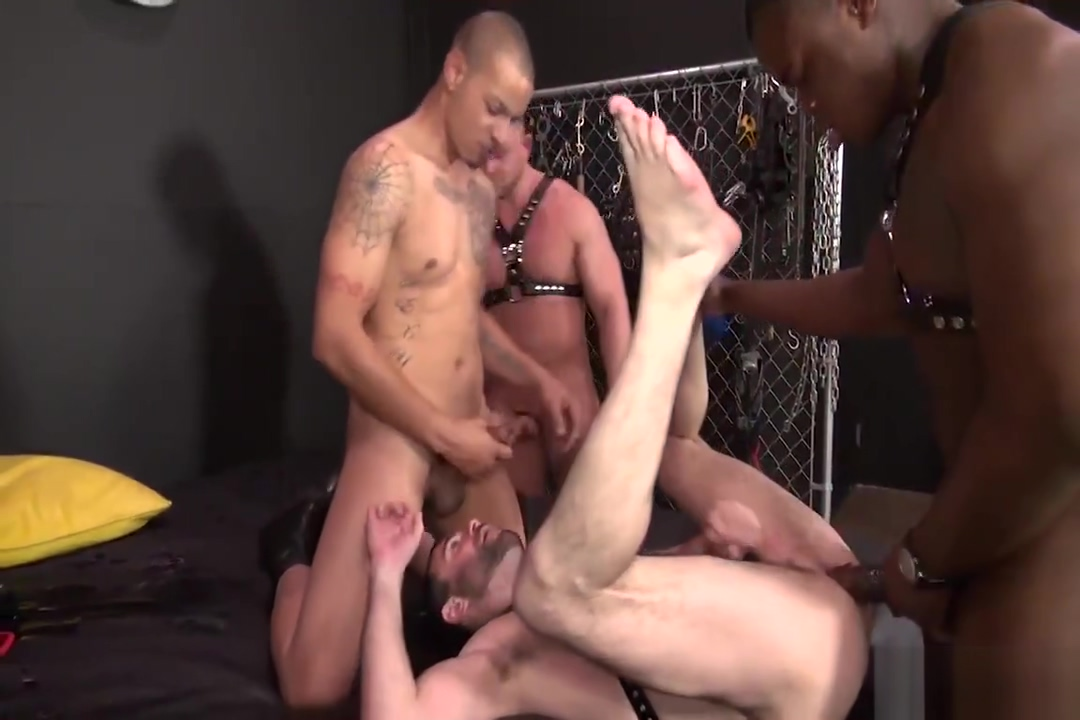 Black Attack Part 2 Dusty Redd Texas Bull and Dax watch full porn movies online for free