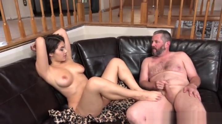 Sexy Valentina Nappi having a hot fetish fun