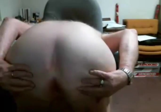 slave grandpa play on cam hot asian with glasses footjob