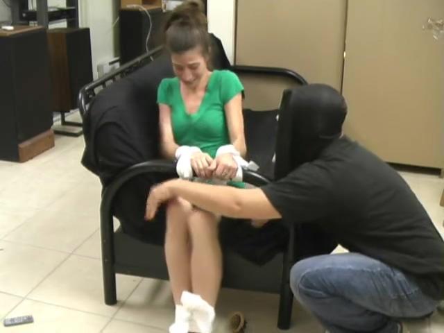 Knee Tickling