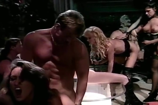 Mindshadows 2 (1993) Five bbc have interracial sex with big tits blonde