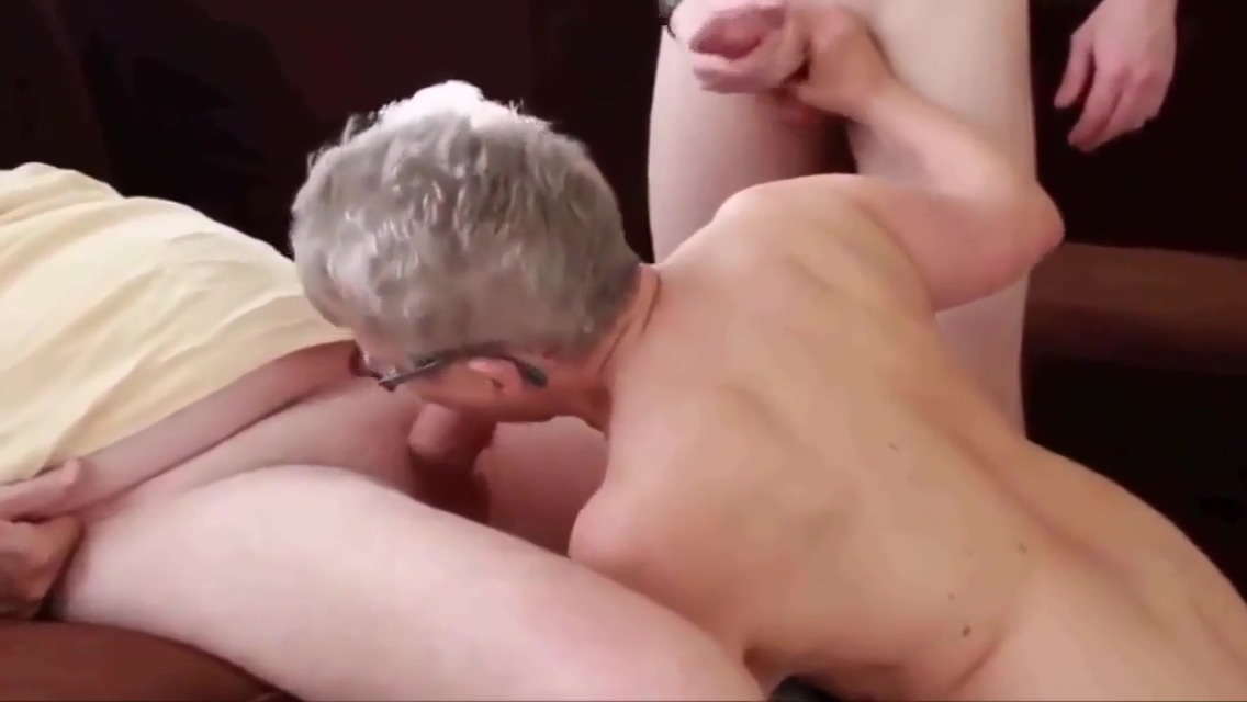 SILVER HAIRED GRANNY SLUT Free movies ass fetish