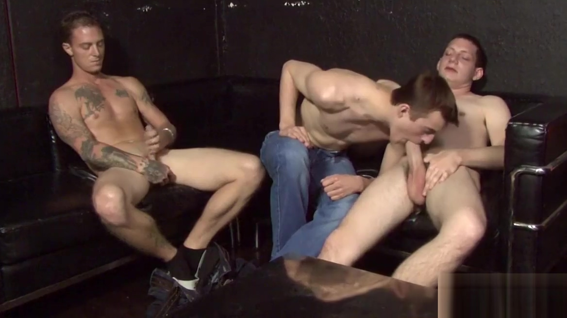 Hot threesome twinks orgy in club Porn star penny flame doing anal
