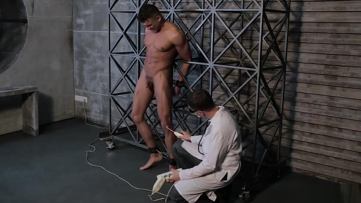 slave boy tortured by electro alexis love and katie morgan 1