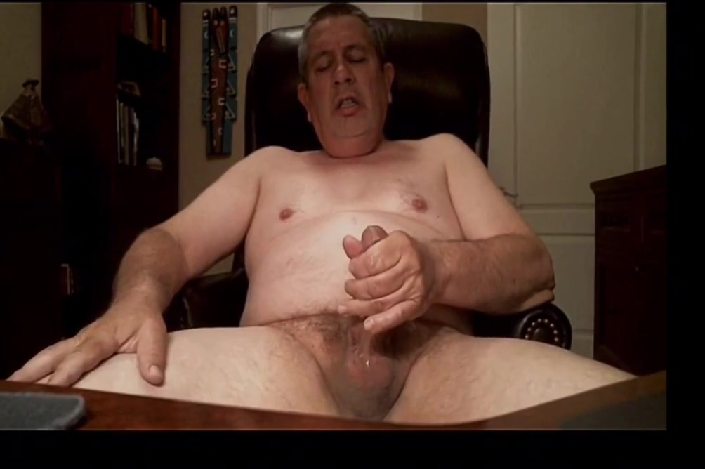 Hot and sexy mature daddy wanks and cum compilation Nude wives tgp