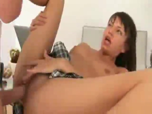 FST Antonia Wife gapes ass for busband