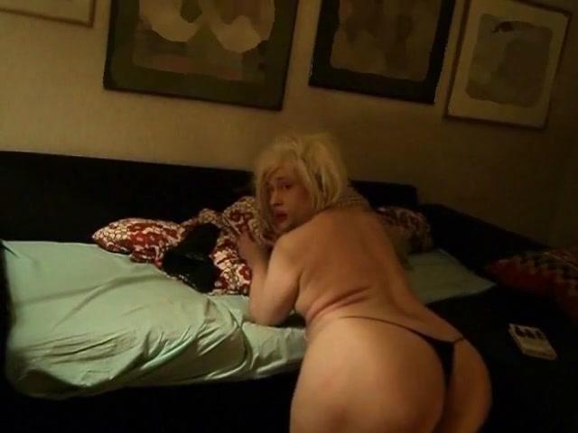 Italian Tranny Girls creamed in nude