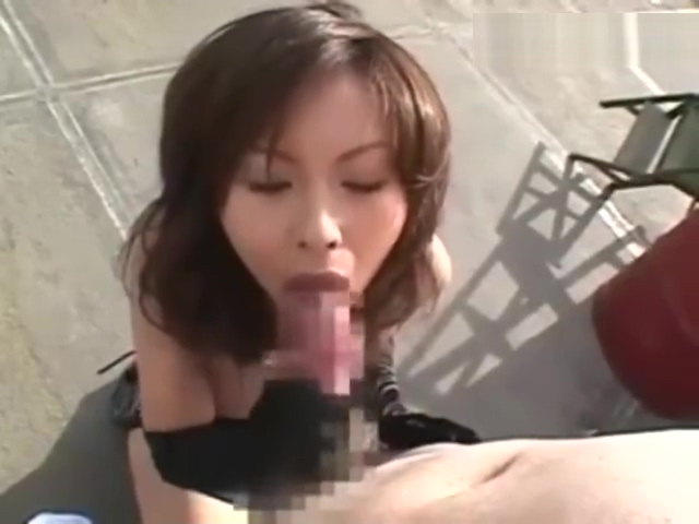 black satin gloves 4 grid girl in porn