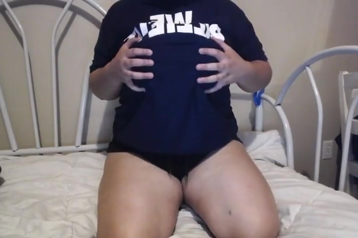 More awesome huge junior tits Shemales blowjob gloves