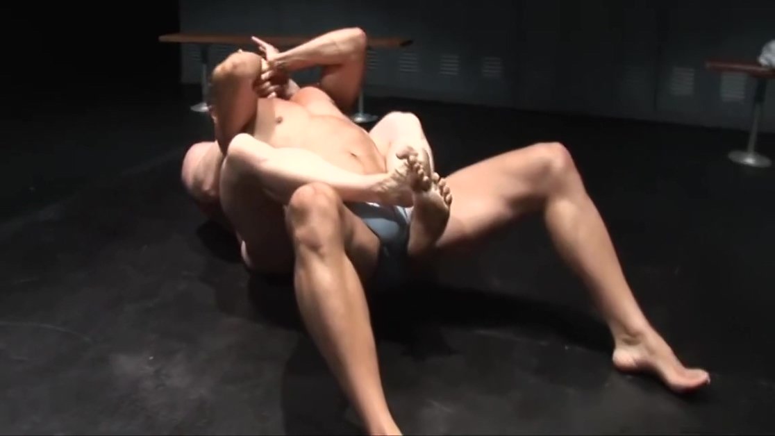 hunks wrestling firm tits small cock
