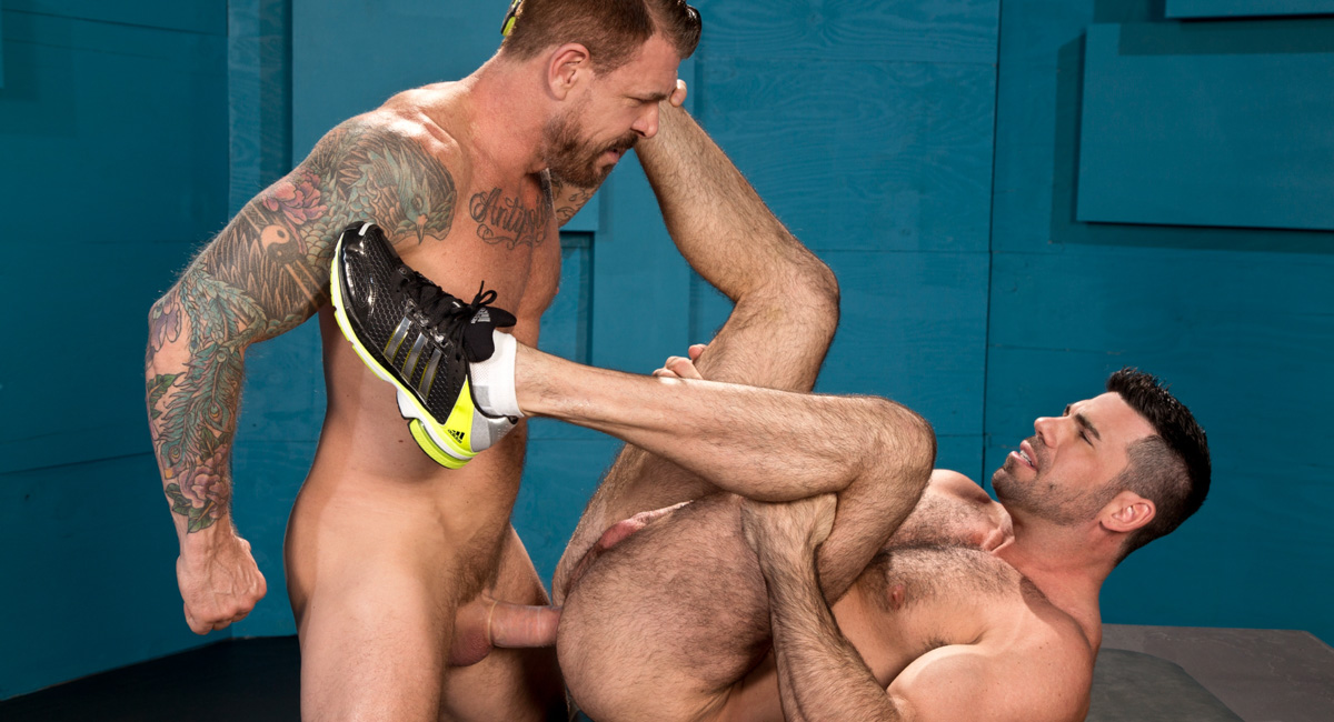 Billy Santoro & Rocco Steele in Bang On! Video step mom fucks son videos