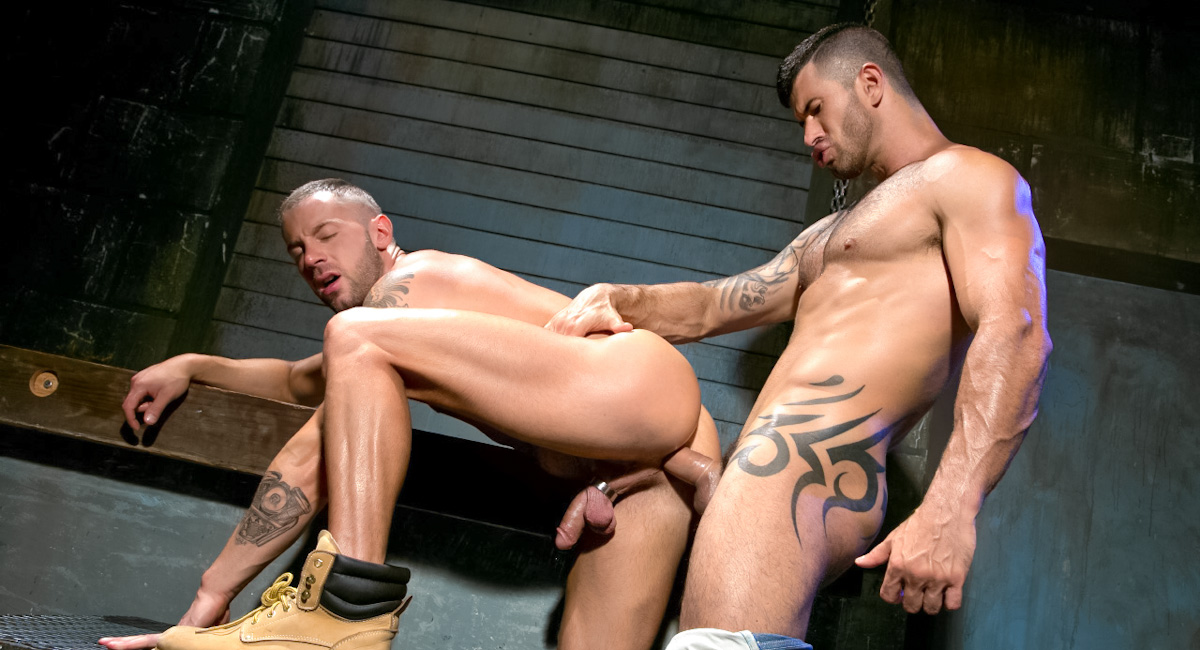 Adam Killian & Tyler Wolf in Hung Americans - Part 1 Video spice girls porn pic