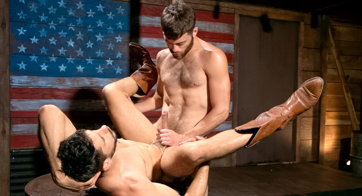 Tommy Defendi & Ray Han in Hung Americans - Part 1 Video porno emo girl video