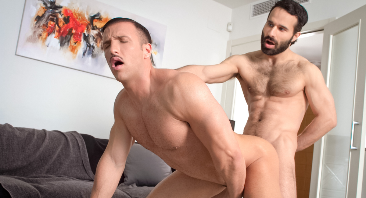 Aybars & Donato Reyes in Sexo In Barcelona - Part 2 Video free download 3gp video sex