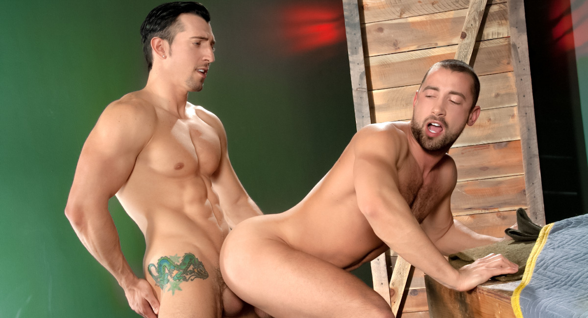 Jimmy Durano & Donnie Dean in Throb Video How to know a girl likes you