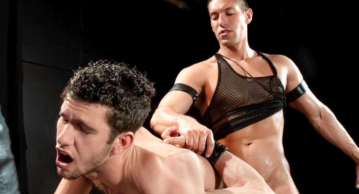 Alexander Garrett & Jimmy Fanz in Heretic, Scene #01 Anal ass hot pic sex