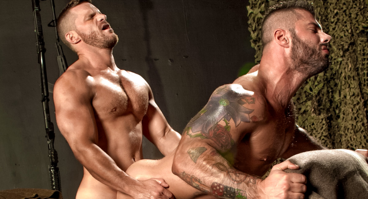 Landon Conrad & Alex Marte in Militia, Scene #02 Biblical engagement quotes