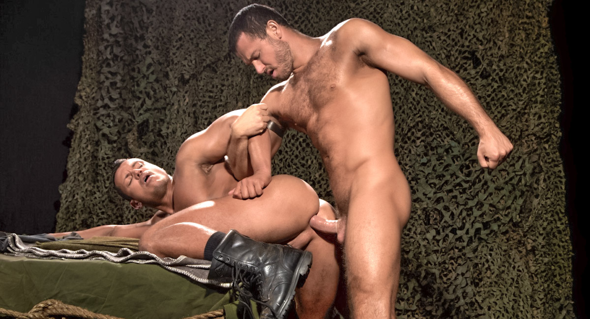 Angelo Marconi & Jessy Ares in Militia, Scene #01 Stevie shae nude