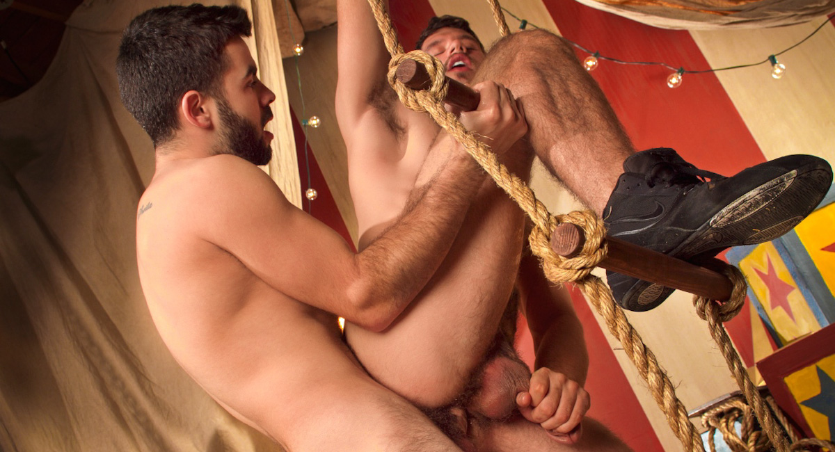Jimmy Fanz & Josh Long in Behind The Big Top, Scene #04 snapchat porn stars to follow for snaps 2