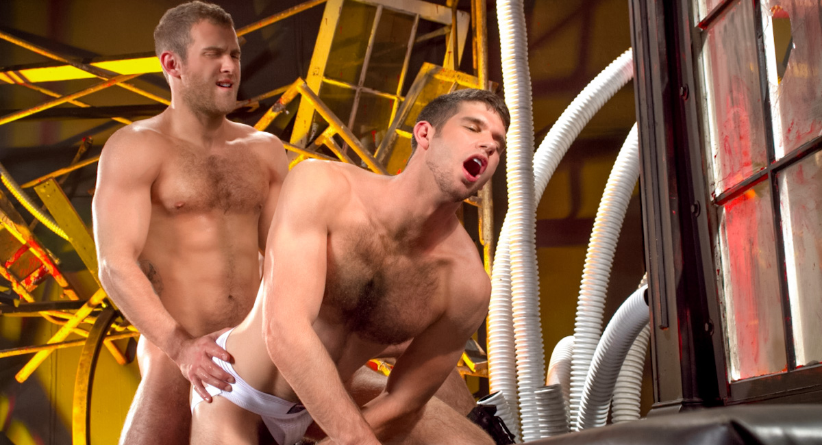 Shawn Wolfe & Jimmy Fanz in Cock Shot, Scene #03 Do What She Tells You