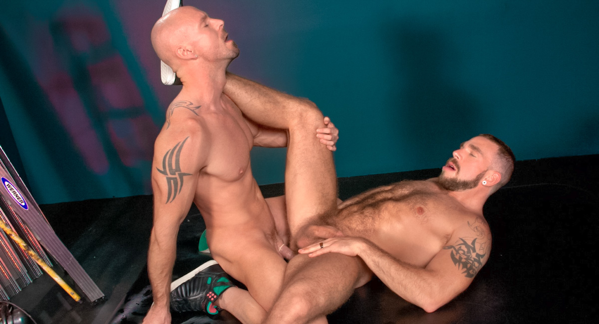 Mitch Vaughn & Johnny Parker in Full Release, Scene #04 Ms yummy hot naked