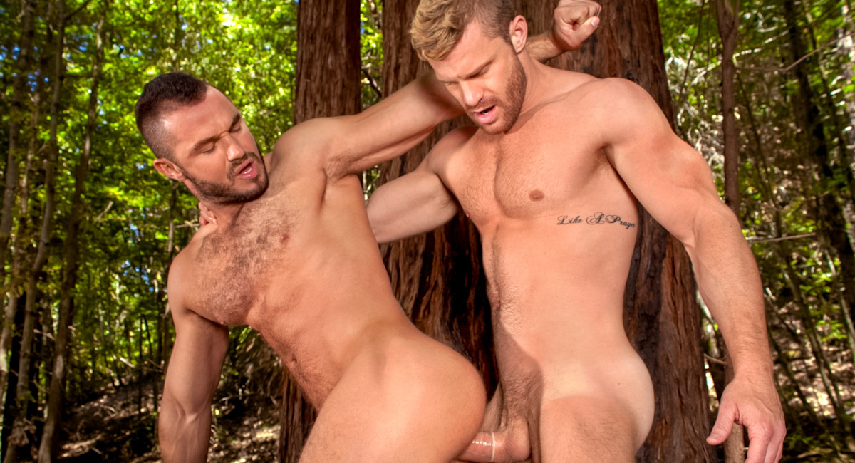 Jessy Ares & Landon Conrad in The Woods: Part 2, Scene #01 strategies for living with adult add