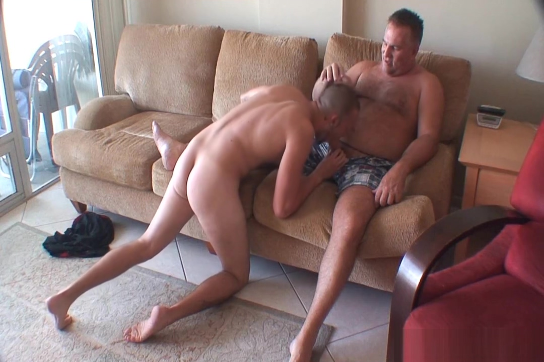 Marx sucks Daddys cock Sexy scenes video