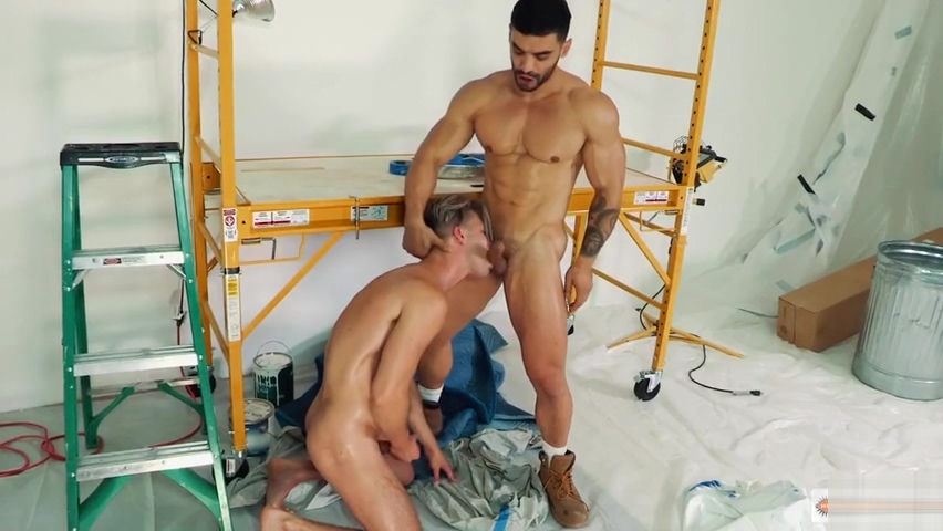 muscular painters fucking bare Her Mums Wild Sex Romp