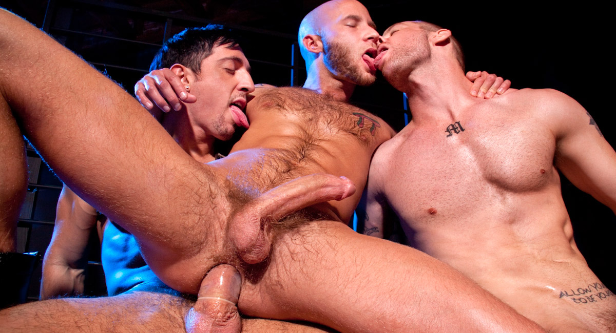 Jimmy Durano & Drake Jaden & Mathew Mason in Fucked Up, Scene #03 How early can you have a hookup scan
