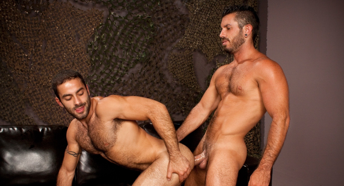 Damien Stone & Jason Michaels in Need It Bad, Scene #02 Should guys drink their own semen femdom