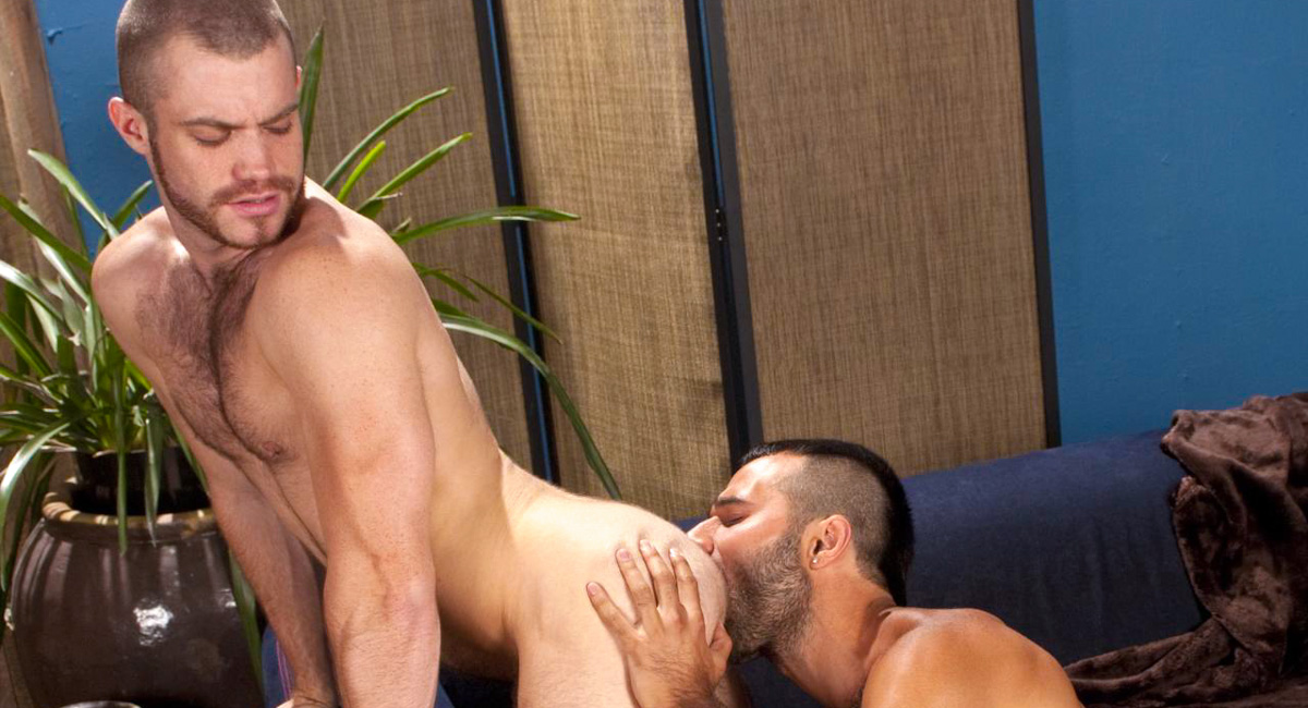 Trent Locke & Aybars in Pounded Down, Scene #03 Face breaking out tiredness hot flashes tender boobs s