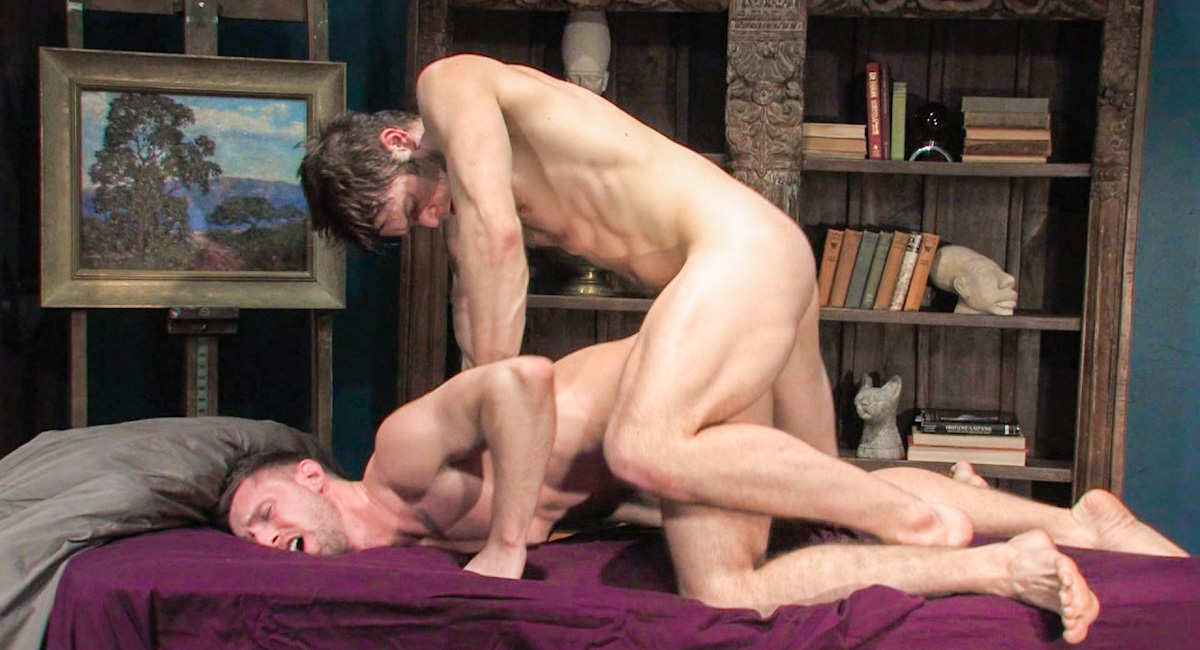 Colby Keller & Troy Daniels in Live Sex, Scene #04 Big natural tits streaming