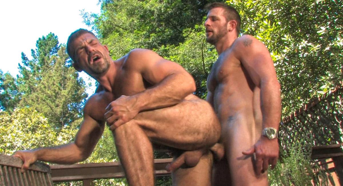 Morgan Black & Bruno Bond in Attraction, Scene #04 smuggling pee to a drug test