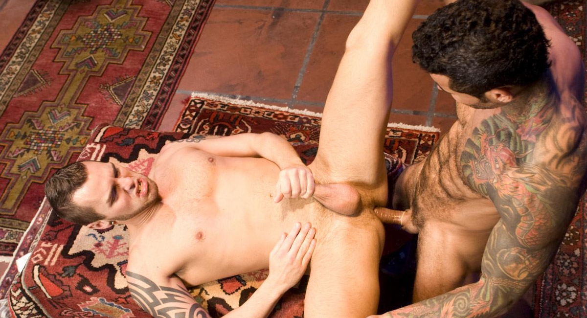 Andre Barclay & Alexsander Freitas in Tales Of The Arabian Nights, Part 1, Scene #01 Best hookup sites in usa 2020
