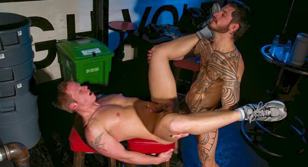 Logan McCree & Justin Jameson in Barback, Scene #07 Sexy ryan higa