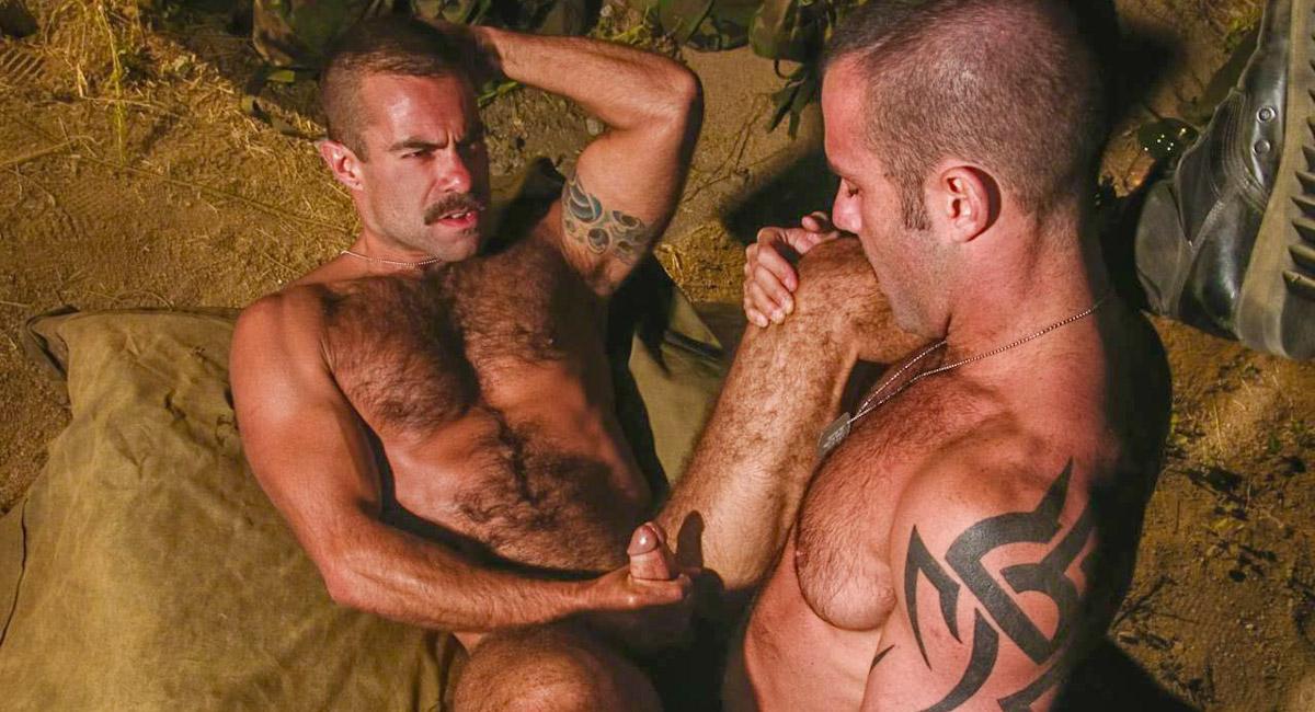 Steve Cruz & Orlando Toro in Grunts Brothers In Arms, Scene #07 bikini pictures of hot wwe modles