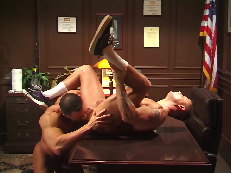 Jim Slade gets fucked Muscle Penitentiary Free sitter porn