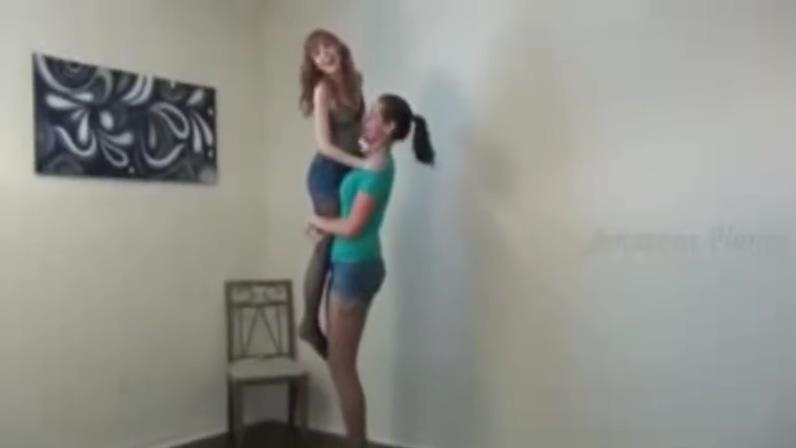 Tall woman short woman Pussy hot man woman girl