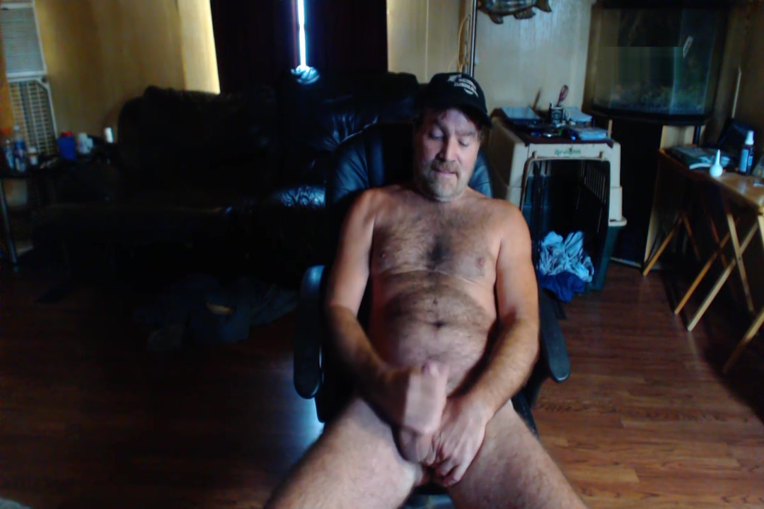 Redneck Trailer Trash Leroy Poundpup Stroking A Messy Nut For You mature moms eat cum
